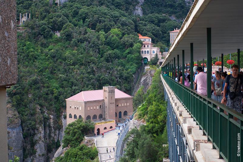 Что делать в Монастыре Монсеррат (Monasterio de Montserrat)?